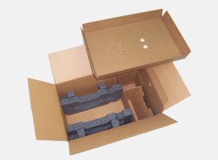 Padded Insert Corrugated Box