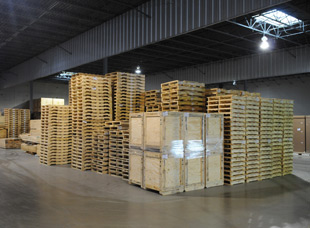 Custom Crates & Pallets
